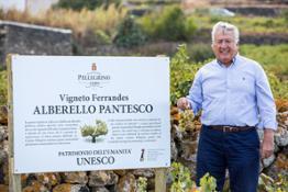 Benedetto Renda- presidente Consorzio Vini DOC Pantelleria