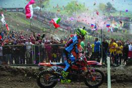 176264 Tony Cairoli KTM 450 SX-F Pietramurata 2017
