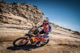 Toby Price - Red Bull KTM Factory Racing - Dakar Rally 2018