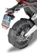 GIVI - MOTOR BIKE EXPO 2018 Universal spray guard
