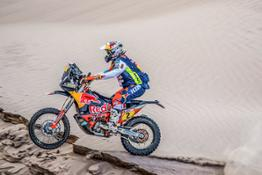 Matthias Walkner - Red Bull KTM Factory Racing - Dakar Rally 2018