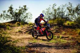 Toby Price KTM 450 RALLY Rally Dakar 2018 c PhotosDakar