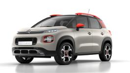 20180122 Hankook Tires as Original Fitment on Citroen C3 Aircross 01