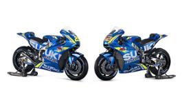 Suzuki GSX-RR 2018 MotoGP machine