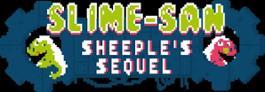 slime-san sheeple ssequel logo