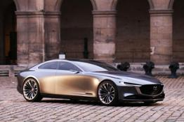 Mazda VISION COUPE-most beautiful concept award-2018-7