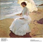 Clotilde en la playa GRND