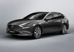 New-Mazda6 Exterior Update