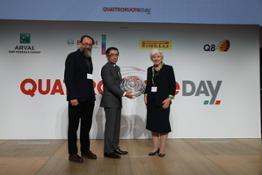 A Suzuki il Premio Gianni Mazzocchi 2018 (4)