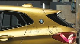 BMW X2 Rebel Edition - Render