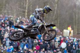 Gautier Paulin - Rockstar Energy Husqvarna Factory Racing