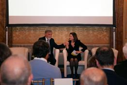 Assemblea UCINA Min Delrio e Presidente Demaria 2