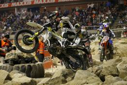 Billy Bolt - Rockstar Energy Husqvarna Factory Racing