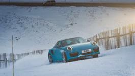 1001070 911 turbo s glenshee ski centre scotland 2018 porsche ag