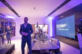 Aston Martin Mayfair Opening