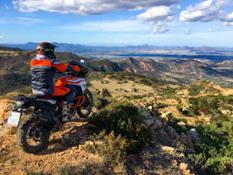 KTM ADVENTURE RALLY Sardinia 2018 01