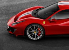 Michelin Ferrari 488 Pista