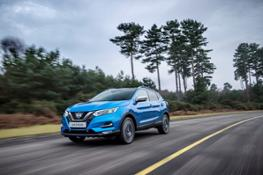 426184423 The new Nissan Qashqai