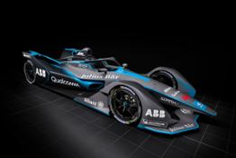 Introducing the new fully-electric FIA Formula E Gen2 car - the future of motorsport