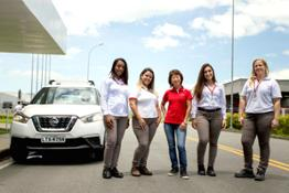 Nissan Womens Day in Brazil - Image 01-source