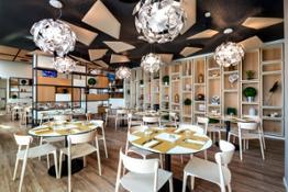 SKY new hall and canteen - Milano, Italy © Dario Tettamanzi (3)
