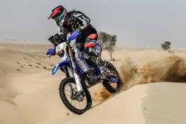 Manuel Lucchese Yamaha Dubai 2