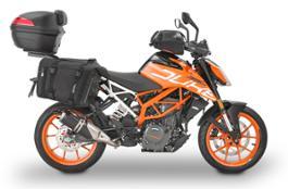 KAPPA FOR KTM Duke 125-390 (17-18)