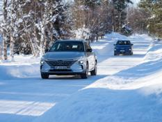 Hyundai Motor Winter Test (Photo1)
