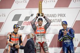 Andrea Dovizioso, Qatar GP (2)
