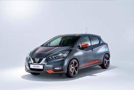 426186134 Nissan unveils premium new Micra BOSEr Personalr Edition at Geneva Motor Sh