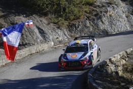 Hyundai Motorsport Rally Corsica Preview 2