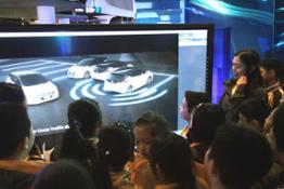 Nissan Dream Classroom at Beijing Auto Museum - Photo 03-source