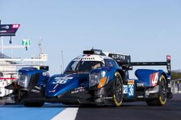 21208000 - Signatech Alpine Matmut - FIA WEC Prologue at the Circuit Paul Ricard