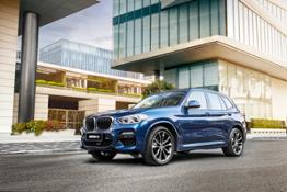 Photo Set - The new BMW X3, made in China.
