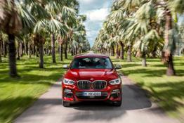 Photo Set - The new BMW X4.