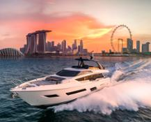 Ferretti Group at Singapore
