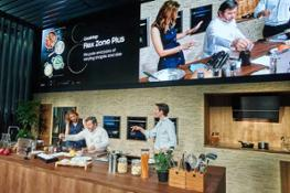Samsung EuroCucina 2018  Cooking Show Michel Troisgros(Samsung Club des  Chef)
