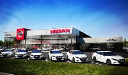Nissan Retail Concept Rendering - photo 01-source