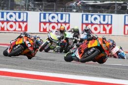 Brad Binder KTM Moto2 Circuit Of The Americas 2018