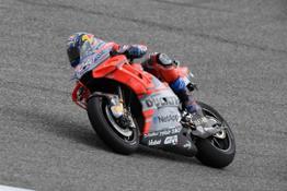 Andrea Dovizioso, Americas GP