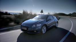 Honda CR-Z Launch Film