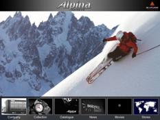 Alpina iPad App 1