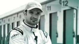 Teaser Vallelunga - Luizzi e Mercedes C 63 AMG