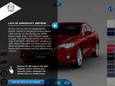 Mazda6 App 2012