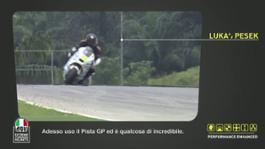 PISTA GP VIDEO  Dalla pista alla strada 1