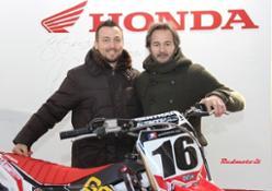 Michele Berera con Gianluca Bonanomi