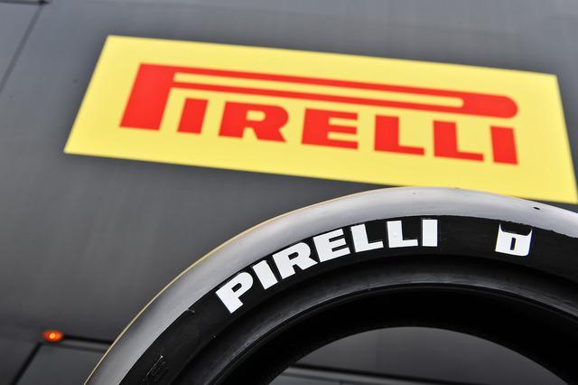 Pirelli confirmed as