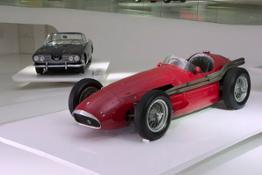 MEF Maserati 100 Years