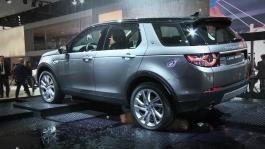 clip Stand Jaguar Land Rover