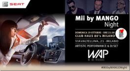 #MiibyMANGONight Milano